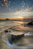 Oceanside Beach by austinboothphoto