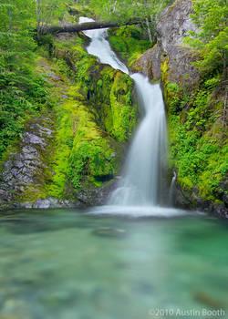 Sullivan Creek Falls