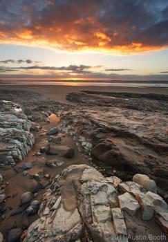 First Sunset 2011