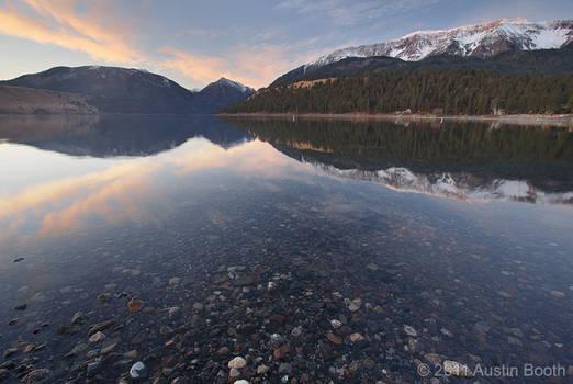 Wallowa Lake Sunrise