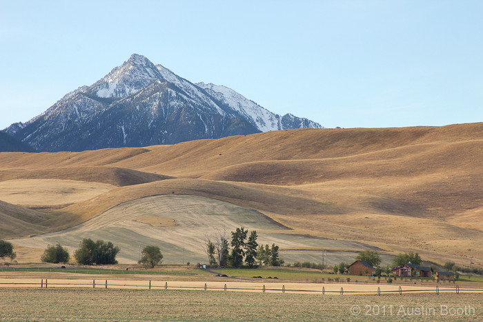 East of Joseph by austinboothphoto