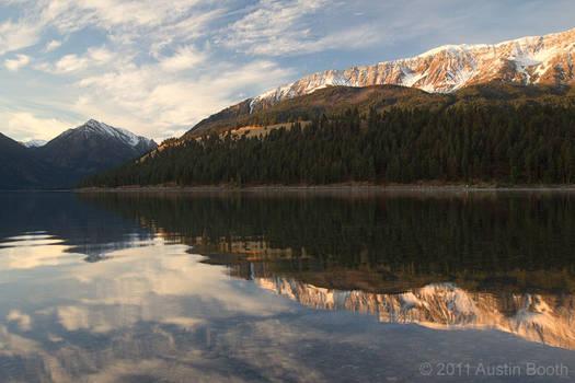 Wallowa Lake Reflections