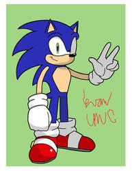 Sonic shading practice