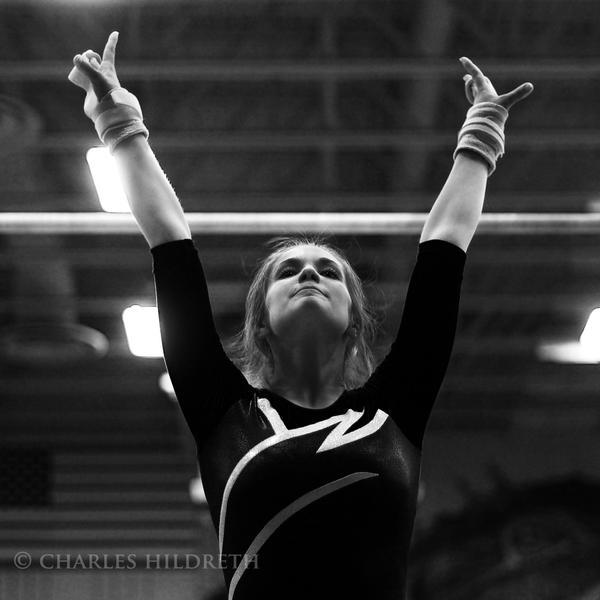 Gymnast by charleshildreth