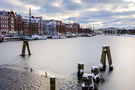 Icy harbour