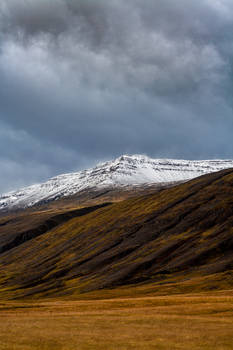Icelandic mountain