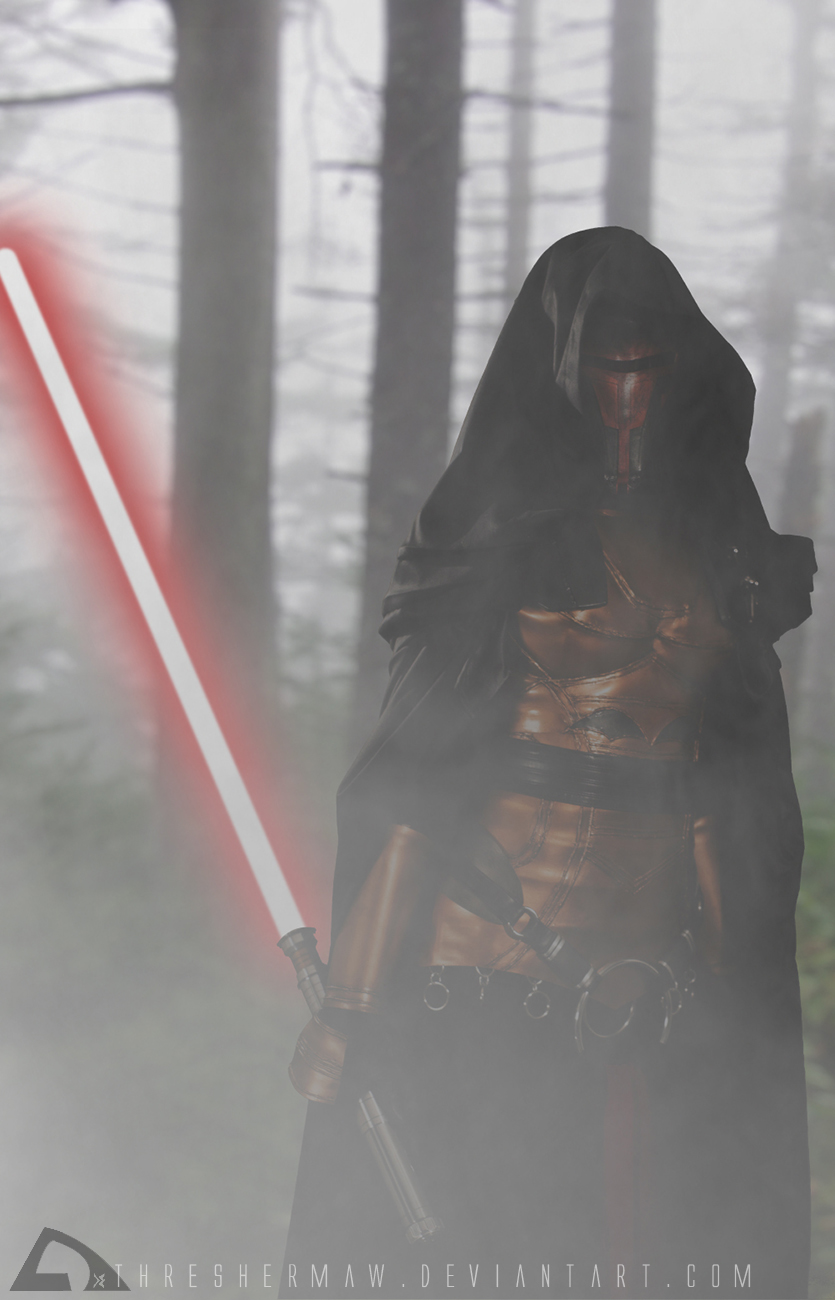 Darth Revan - Kashyyyk by ThresherMaw
