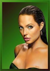 Angelina by wendelin