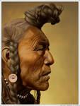 Bear Bull - Blackfoot