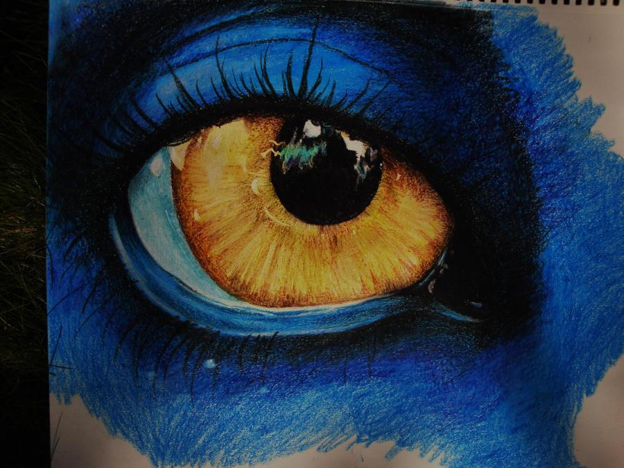 Avatar Eye - Crayola C...