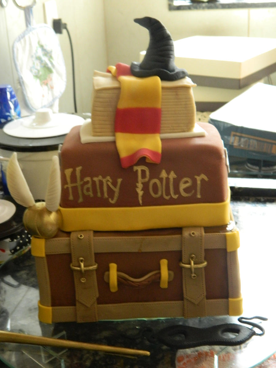 Where Can I Buy A Harry Potter Birthday Cake