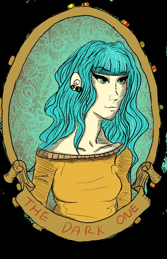 Self Portrait by SmiLaDee