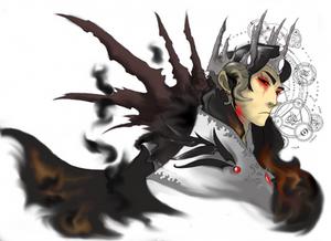 Melkor, Primordial evil.