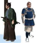 Samurais WIP