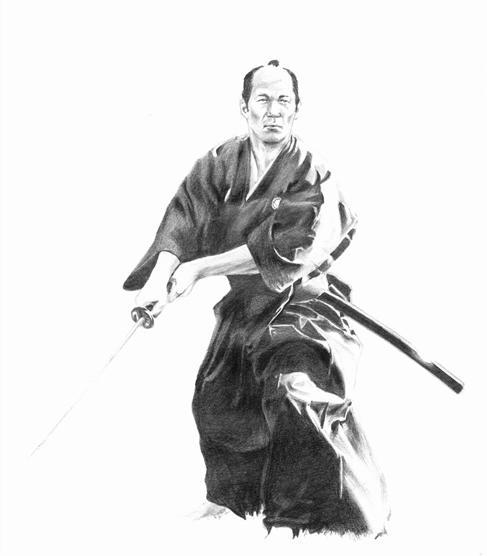 Samurai 15 by nunofrias