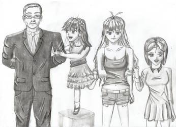 Sagaturo Family Photo by Synchronii