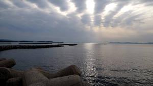 Seacoast of Himakajima