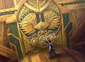 Azor's Gateway by fooyee