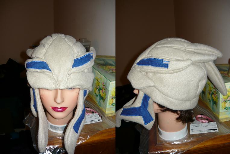 Turian Hat Commission - 3 by Tycho