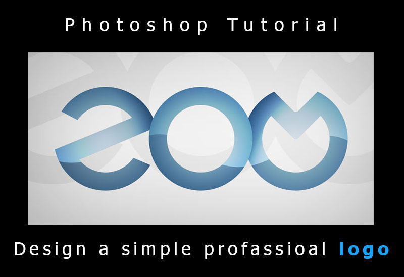 how to create a professional logo in photoshop