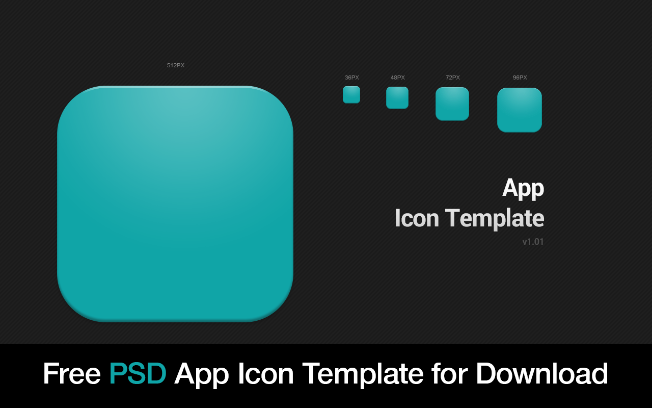 free app icon template psd by how2des on deviantart. Black Bedroom Furniture Sets. Home Design Ideas