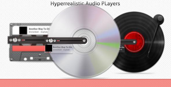 Create 3 Hyperrealistic MP3 pl by nechitapaulflavius