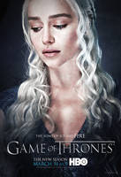Game of Thrones - Poster 2 by Kc-Eazyworld