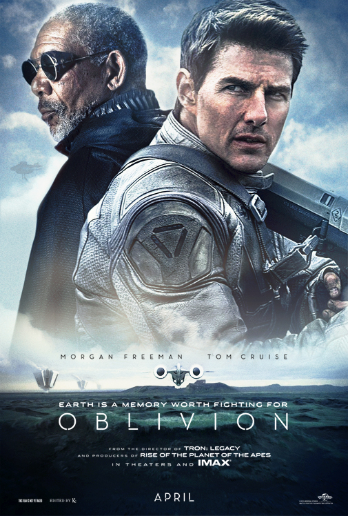 Oblivion (Legendado) BRRip RMVB