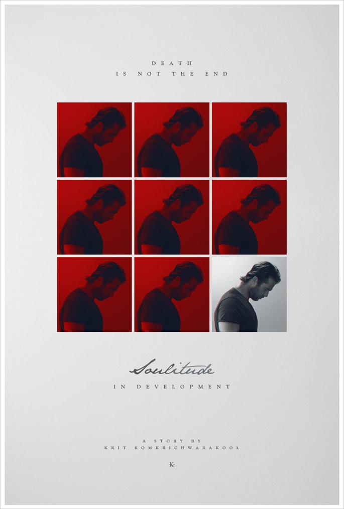 Soulitude - Concept Poster by Kc-Eazyworld