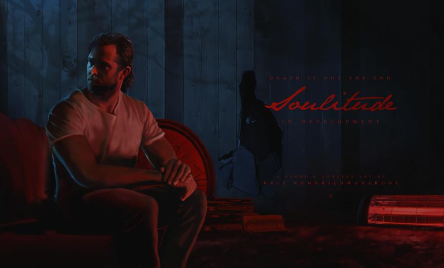 Soulitude - Concept Art by Kc-Eazyworld