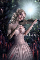 Charmed melody by mashamaklaut
