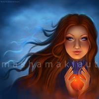 Apple of discord by mashamaklaut