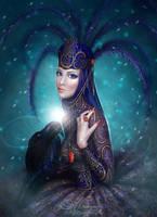 Raven Queen by mashamaklaut