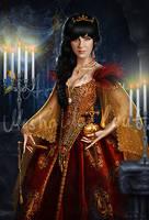 Lady M by mashamaklaut