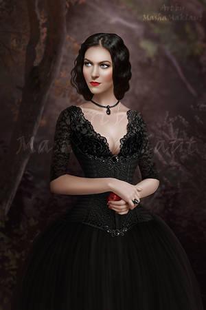 Snow White by mashamaklaut