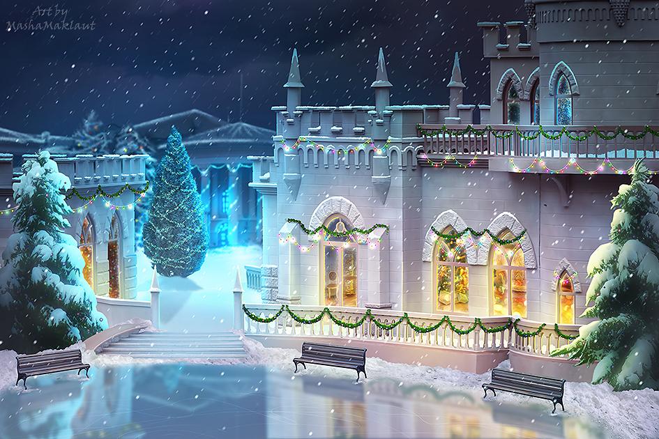 Merry Christmas by mashamaklaut