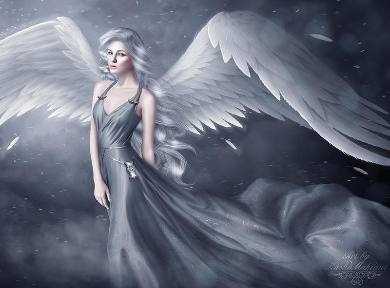 angel photoshop fantasy famale - photo #46