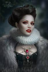 Vampiressa by mashamaklaut