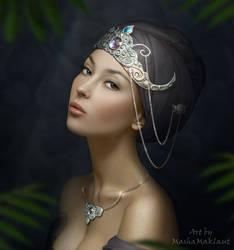 Queen by mashamaklaut