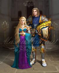 Ladi and Knight