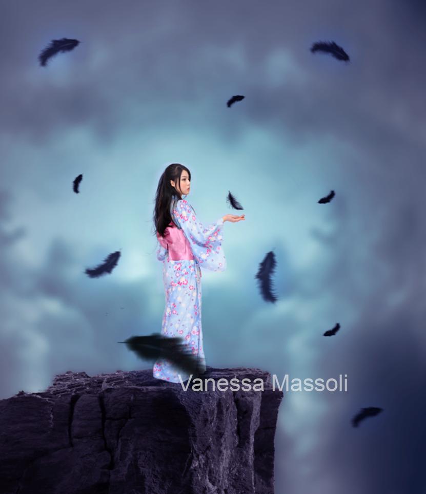 Goodbye, my angel by VanessaMassoli
