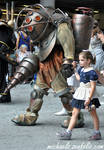 BioShock Cosplayers @ DragonCon Parade 2012