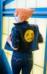 Rocker Pearl Cosplay from Steven Universe
