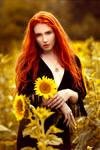 sunflower by JenovaxLilith
