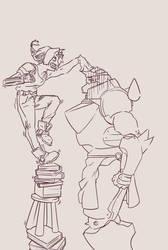 Fullmetal Alchemist: Who is short now?!