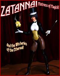 Zatanna Mistress of Magic