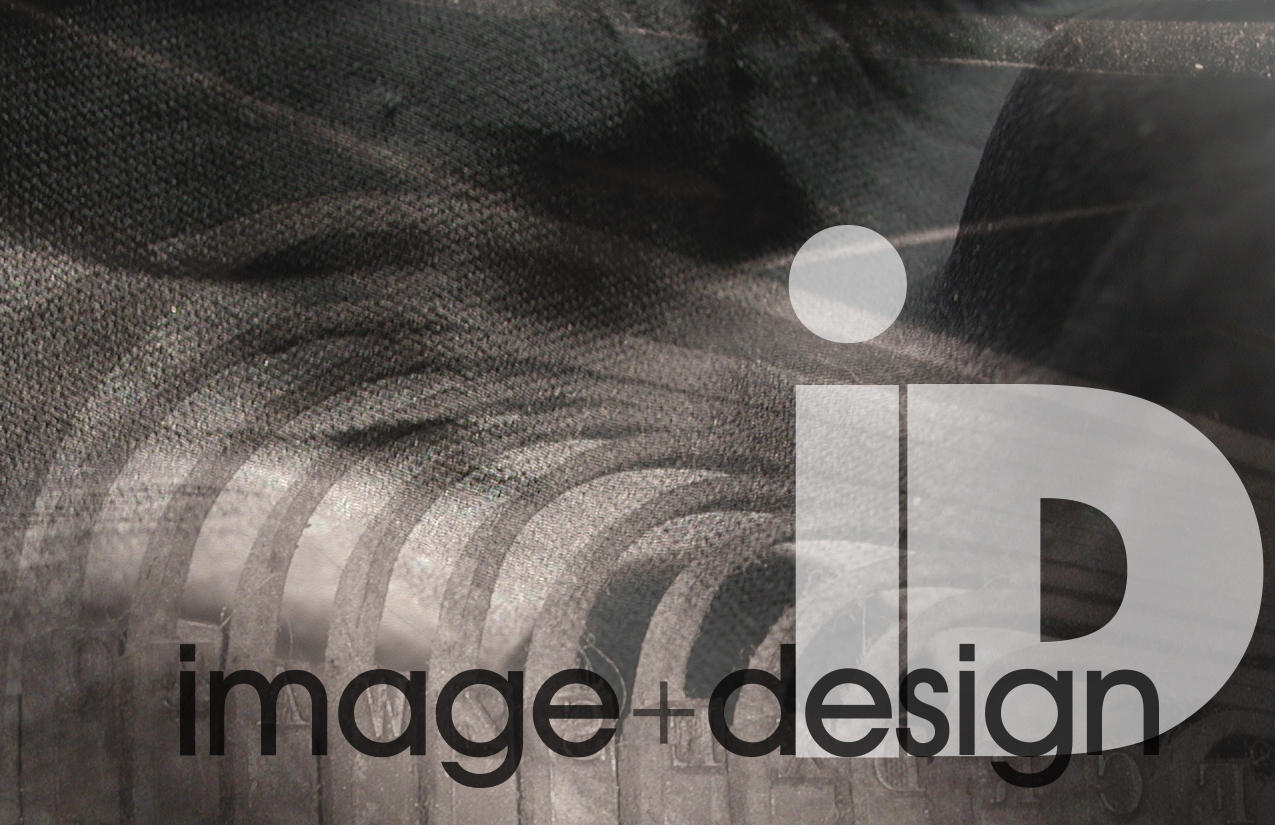 image-and-design logo by curious-george