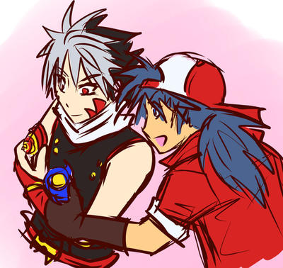 beyblade tyson n kai by dragona15 on deviantart