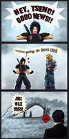 FF7 Zack and Cloud fateful meeting