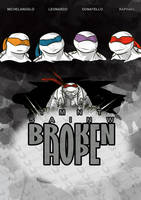 TMNT SAINW Broken Hope Cover by Dragona15